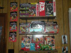 Wheeljack's Lab, Toys Retail, Eldora, IA