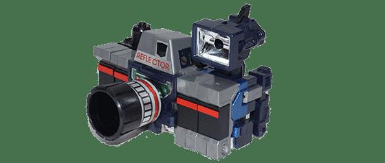 transformer toy identifying