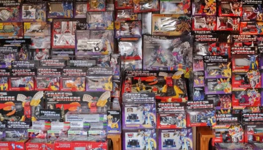How To Sell An Estate Transformers Collection