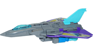 Transformers 1988 G1 Darkwing Complete