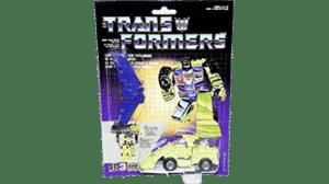 Transformers 1985 G1 Scrapper MOSC