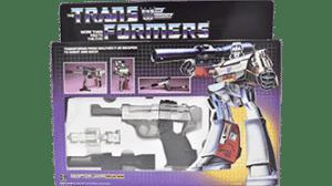 Transformers 1984 G1 Megatron MIB