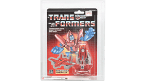 Transformers 1986 G1 Powerglide AFA