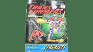 Transformers 1994 G2 Skyjack MOSC