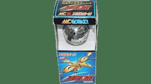 Transformers 1984 Micro Change Sterik Metal Falcon MIB