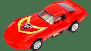 Transformers 1985 G1 Milton Bradley Tracks Complete