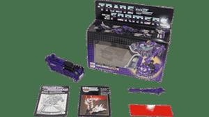 Transformers 1985 G1 Milton Bradley Astrotrain MIB