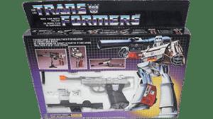 Transformers 1985 G1 Canadian Megatron MIB