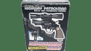 Transformers 1985 Diaclone Highway Patrol MIB