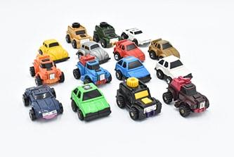Estrela Brazilian g1 Transformers Collection