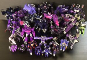Shockwave Transformers Collection