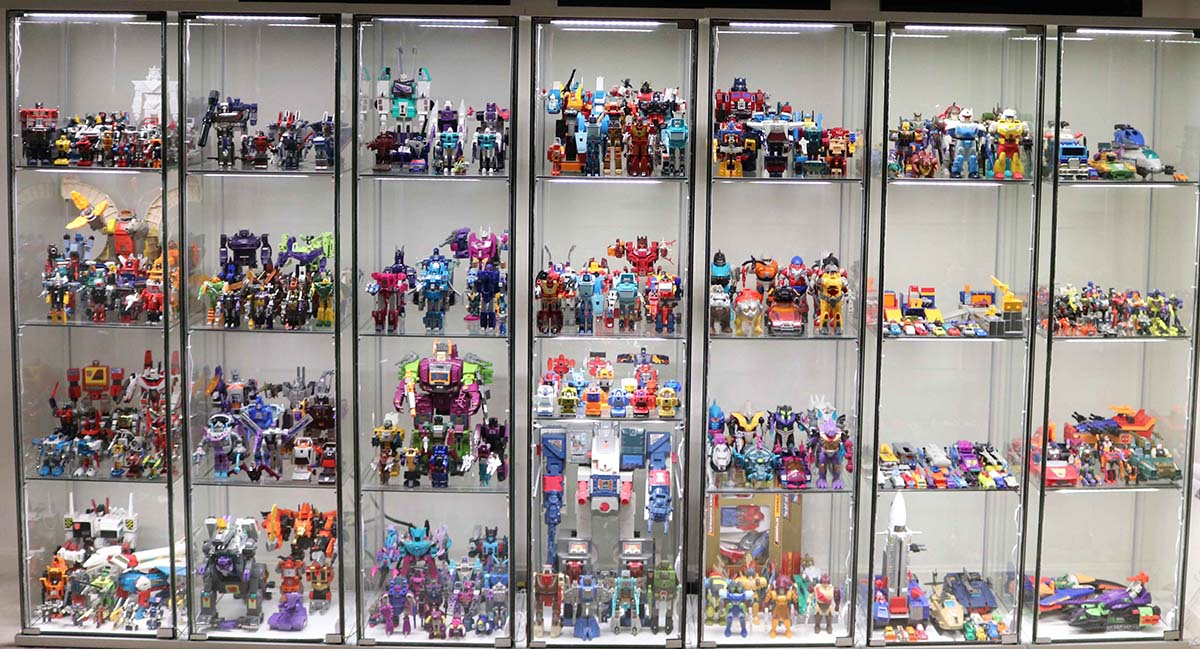 Does Your Insurance Policy Cover Your Toy Collection?