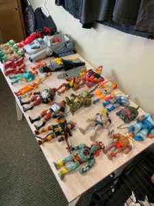 Sell LJN Thundercats Toy Collection