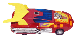 Hot Rod Hasbro G1 Transformers Vintage Toy