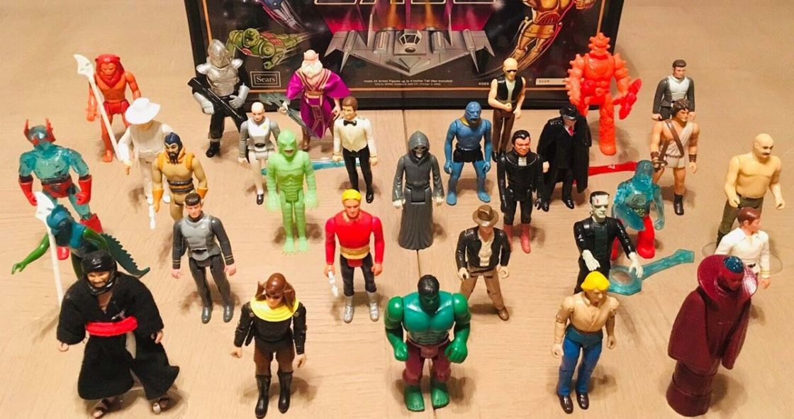 How to Grade Vintage Action Figures and Toys