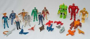 How to Grade Loose Silverhawks Action Figures and Toys