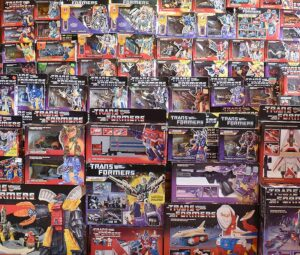 How to Grade Boxed G1 Transformers Action Figures and Toys
