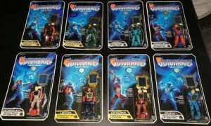 How to Grade Boxed Visionaries Action Figures and Toys