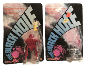 Black Hole Mego 1979 Actions Figures