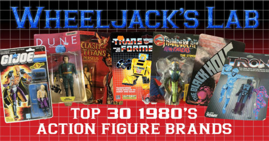 Our Top 30 Best 1980's Toys Part 3