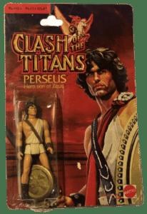 Clash of The Titans Mattel 1980 Actions Figure