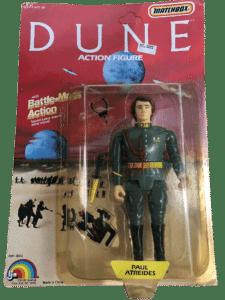 Dune LJN 1984 Actions Figure