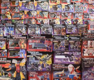 G1 Transformers Hasbro 1984 Actions Figures