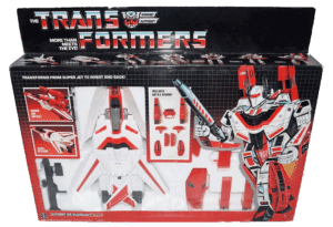 Jetfire Hasbro G1 Transformers Action Figure