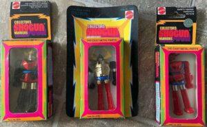 Shogun Warriors Mattel Actions Figures1978