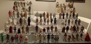 Star Wars Kenner 1977 Actions Figures