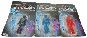 Tron Tomy 1982 Actions Figures