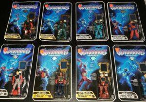 Visionaries Hasbro Actions Figures