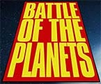 Battle of The Planets Vintage Toys