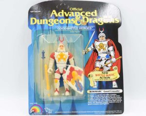 Bowmarc Dungeons and Dragons Action Figure LJN TSR