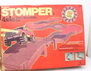 Devil Mountain Stompers Playset
