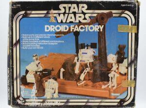 Star Wars Droid Factory Kenner MIB