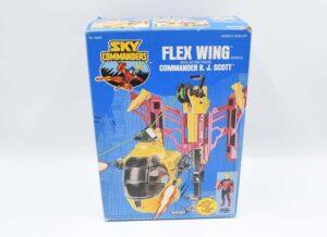 Flex Wing MIB Sky Commanders