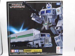 Masterpiece 711 Convoy Optimus Prime