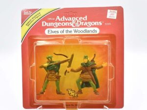 Advanced Dungeons & Dragons Figures