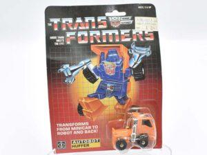 Huffer Vitnage G1 Transformers
