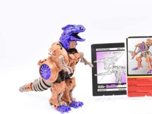 Beast Wars Megatron Transmetals Trex