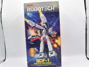 Robotech Matchbox Action Figures