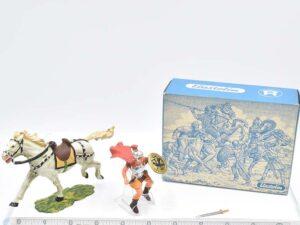 Elastolin Toy Soldiers