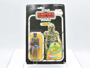 Boba Fett Vintage Sealed Star Wars Toys