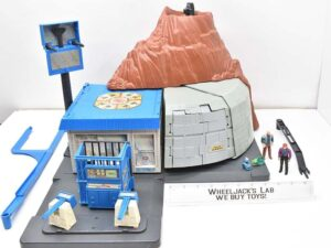 Mask Vehicles and Playsets