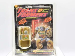 Boxed G2 Transformers