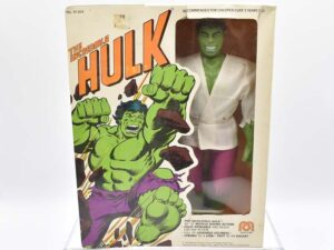 The Incredible Hulk Mego Action Figure