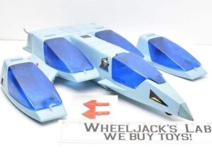 Silverhawks Ships and Vehicles