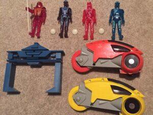 Tron Action Figures