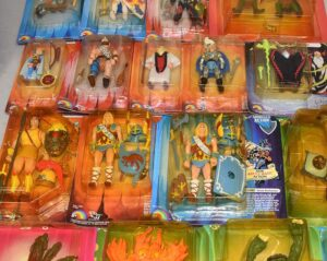Advanced Dungeons & Dragons Action Figures